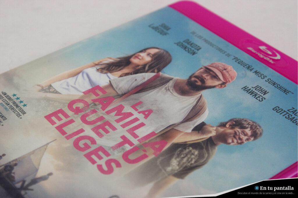 Análisis Blu-ray: 'La familia que tú eliges', una aventura muy conmovedora • En tu pantalla