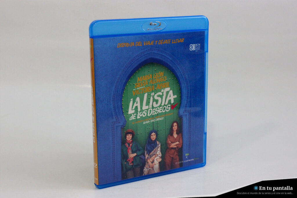 Análisis Blu-ray: 'La lista de los deseos', con María León, Silvia Alonso y Victoria Abril • En tu pantalla