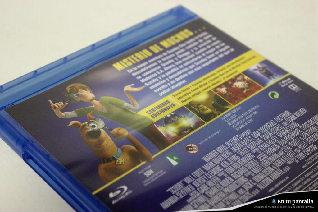 Análisis Blu-ray: '¡Scooby!', una aventura a los orígenes • En tu pantalla
