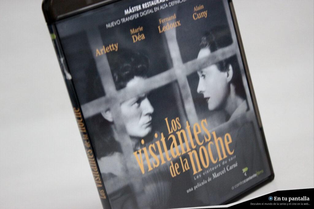 Análisis Blu-ray: 'Los visitantes de la noche', una película de Marcel Carné • En tu pantalla