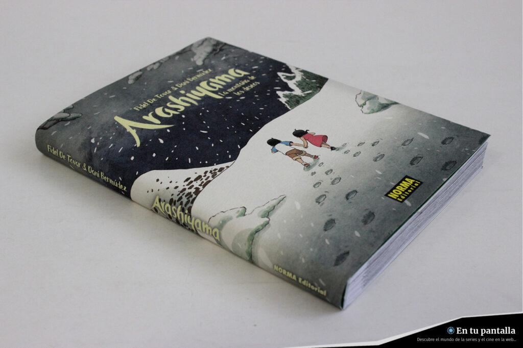 'Arashiyama': Una nueva edición especial del manga de Norma Editorial • En tu pantalla
