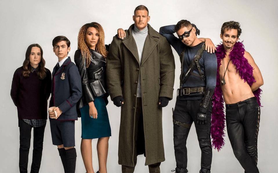 'The Umbrella Academy' renovada por una 3ª temporada • En tu pantalla