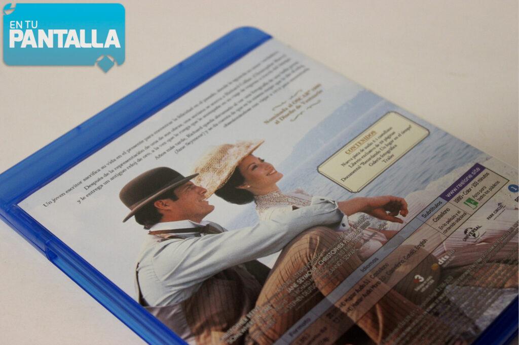 Análisis Blu-ray: 'En algún lugar del Tiempo', un lanzamiento estrella de Reel One • En tu pantalla