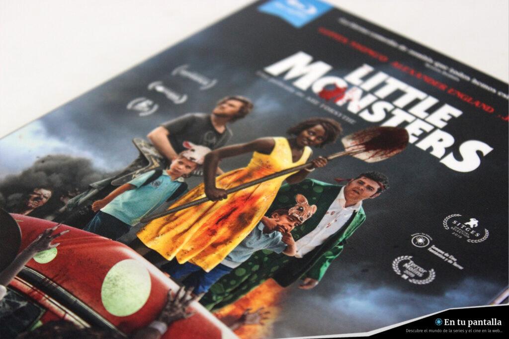 'Little Monsters': Un vistazo al Blu-ray de A Contracorriente • En tu pantalla