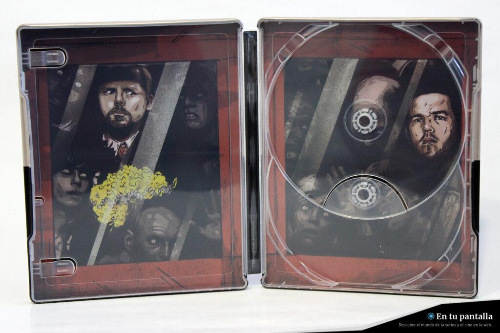 'Zombies Party': Un vistazo al steelbook 4K Ultra HD de Universal Pictures • En tu pantalla