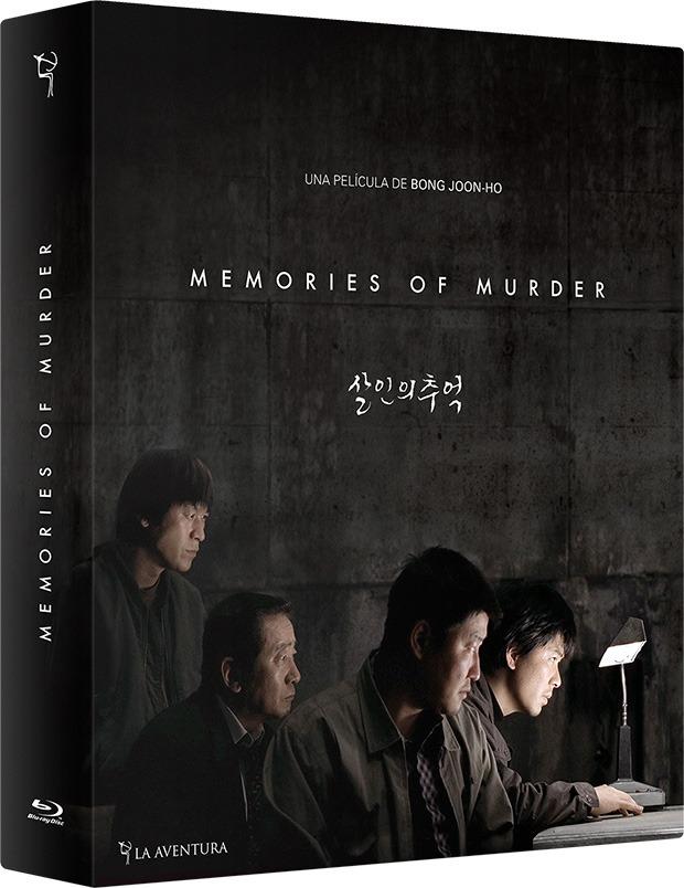 'Memories of Murder': La Aventura lanzará una edición limitada en abril • En tu pantalla