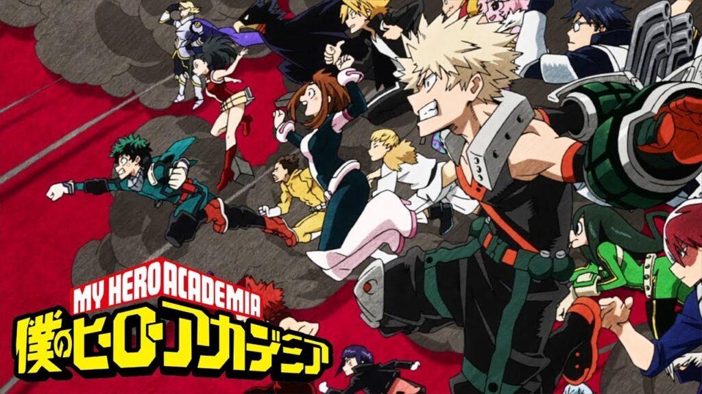 'My Hero Academia' estrenará su 2ª temporada en Netflix el 1 de enero • En tu pantalla