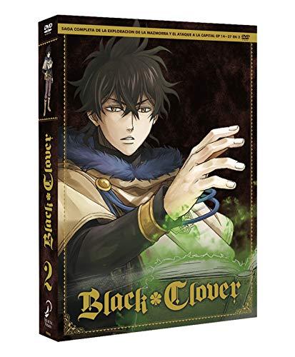 'Black Clover': Selecta Visión lanzará el segundo box el 26 de febrero • En tu pantalla