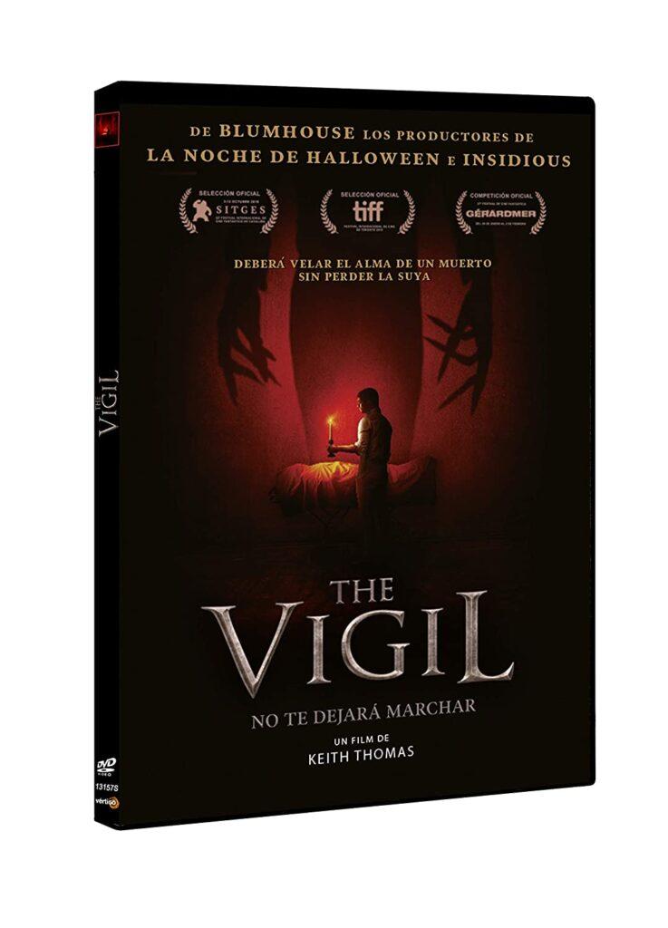 'The Vigil' llegará en Blu-ray y Dvd el 19 de febrero • En tu pantalla