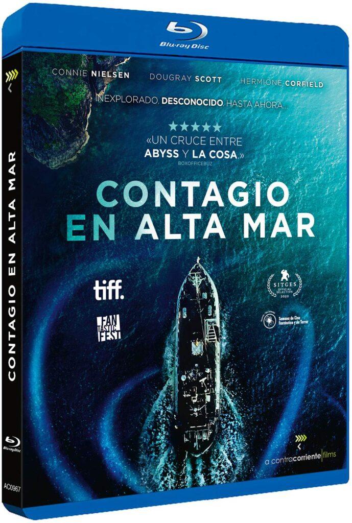 'Contagio en alta mar' llegará en Blu-ray y Dvd el 16 de febrero • En tu pantalla