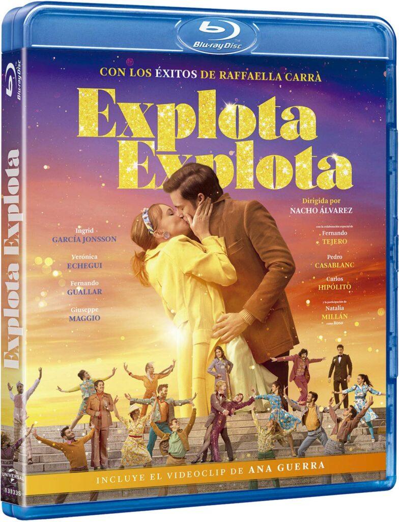 'Explota Explota' llegará en Blu-ray y Dvd el 22 de enero • En tu pantalla