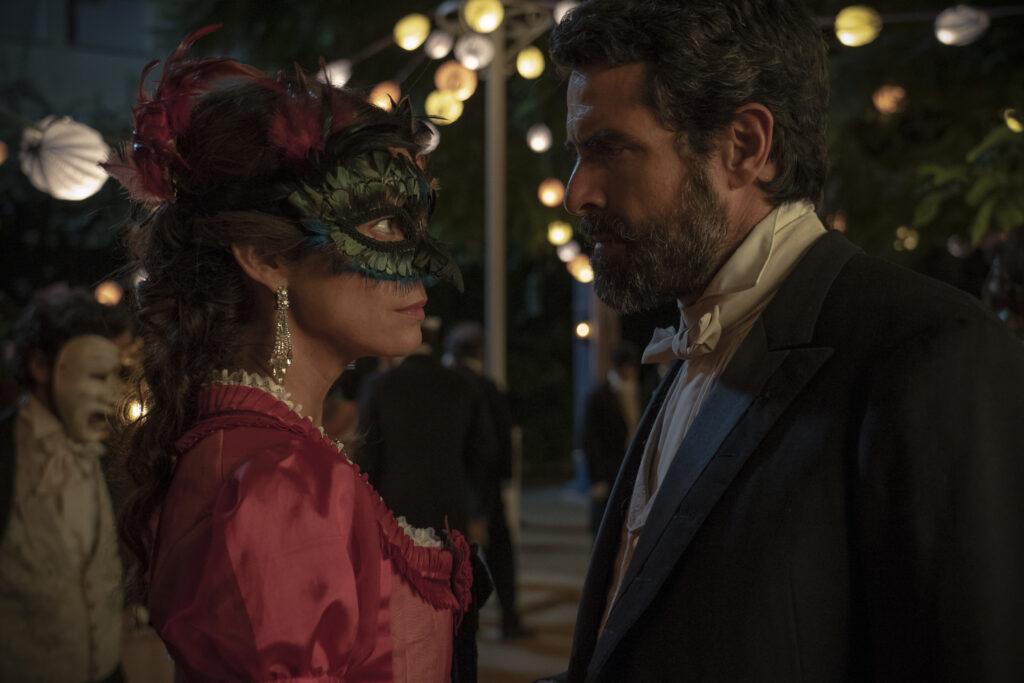 'La Templanza': Primeras imágenes de la serie española de Amazon • En tu pantalla