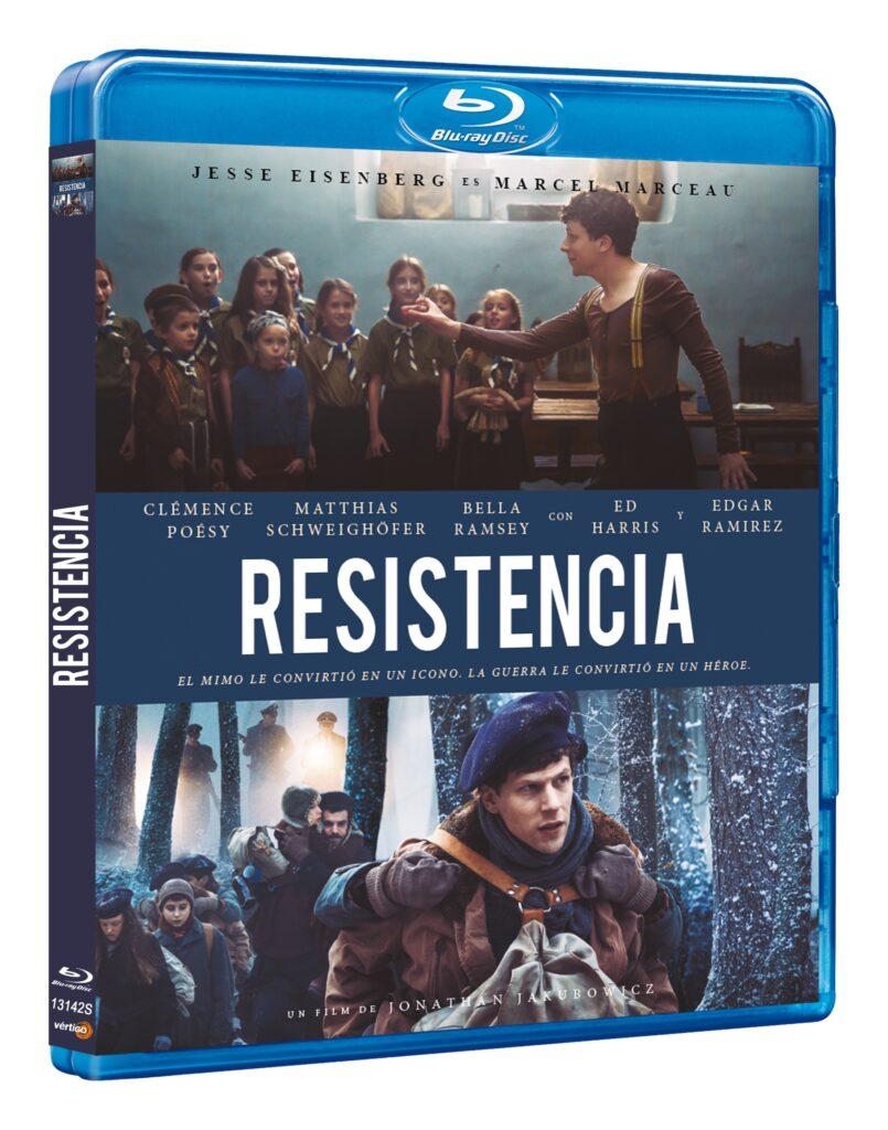 'Resistencia' llegará en Blu-ray y Dvd el 22 de enero • En tu pantalla