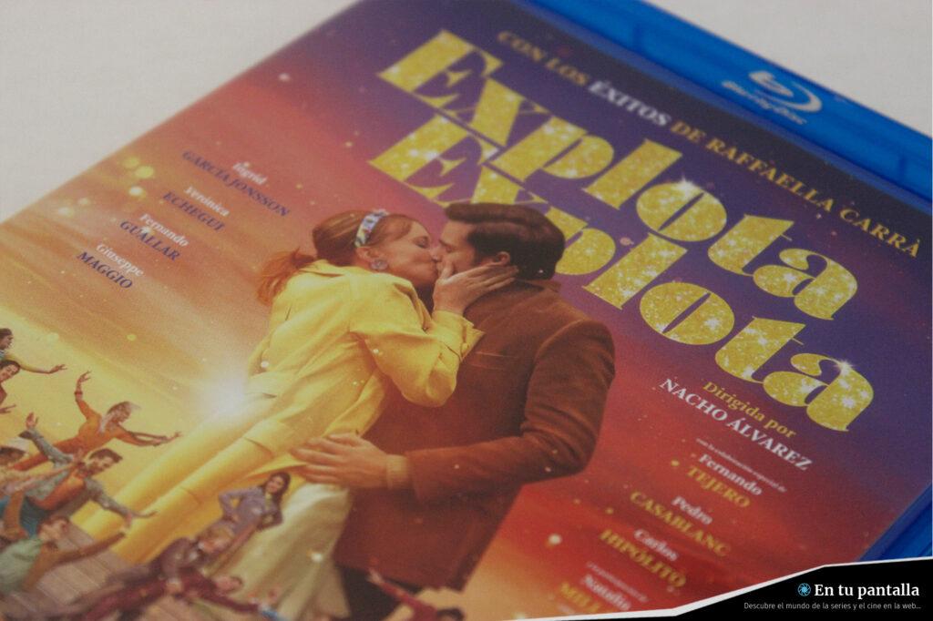 Análisis Blu-ray: 'Explota Explota', un musical lleno de humor • En tu pantalla