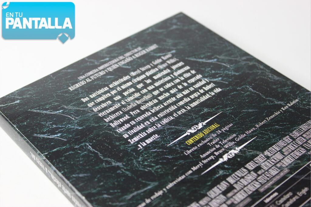 Análisis Blu-ray: 'La muerte os sienta tan bien', un nuevo lanzamiento de Reel One • En tu pantalla