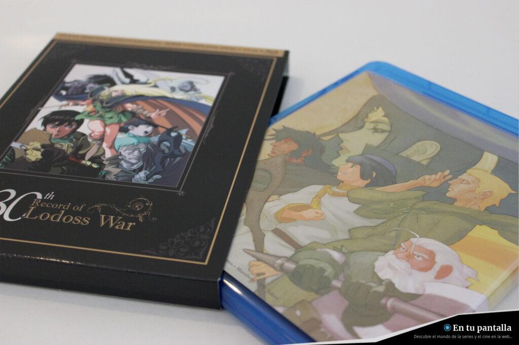 'Record of Lodoss War': Un vistazo al pack Blu-ray de Selecta Visión • En tu pantalla
