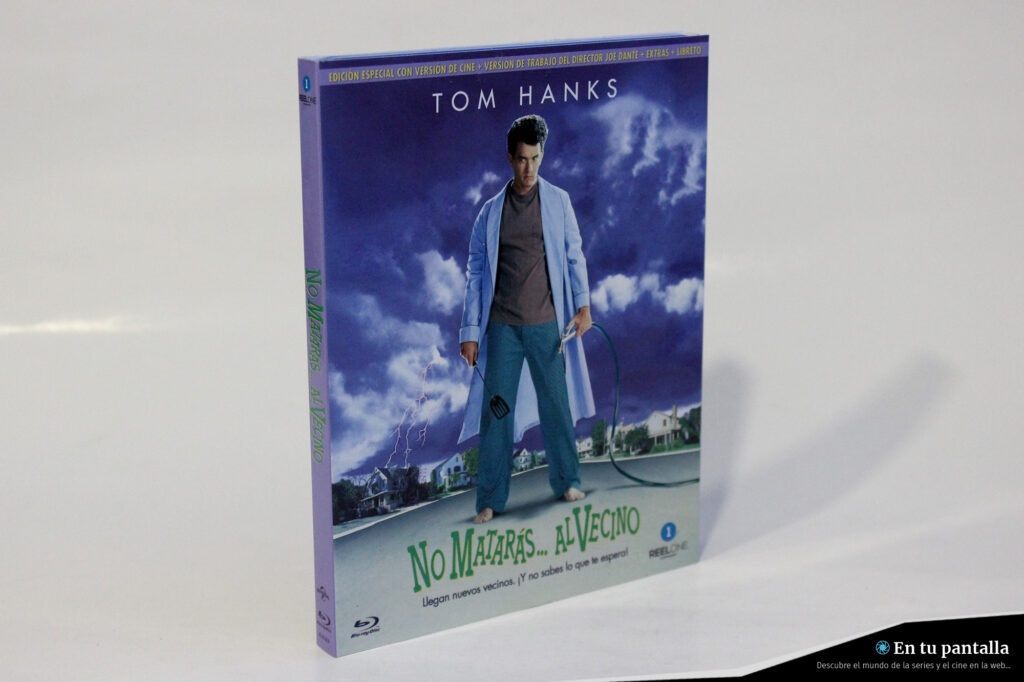Análisis Blu-ray: 'No matarás... al vecino', un lanzamiento en Blu-ray de Reel One • En tu pantalla
