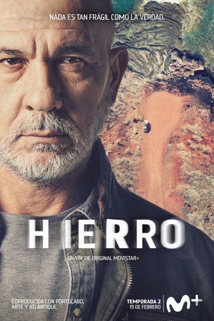 'Hierro': Carteles oficiales de la segunda temporada de la serie de Movistar+ • En tu pantalla