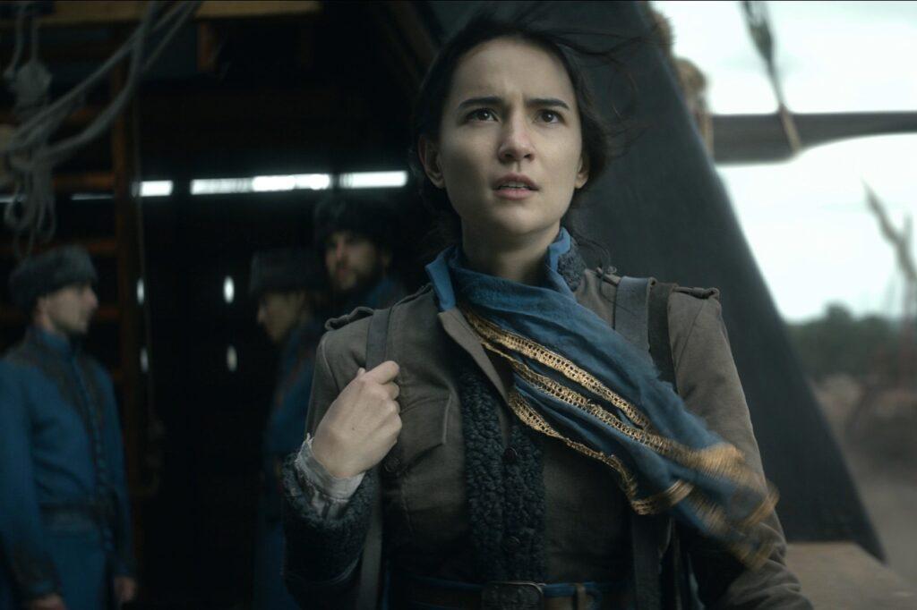 'Sombra Y Hueso': Primeras imágenes de la adaptación de Netflix • En tu pantalla