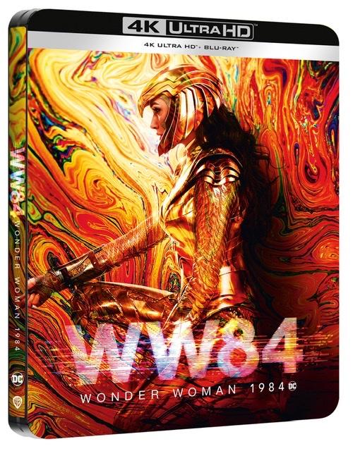 'Wonder Woman 1984' en 4K Ultra HD, Blu-ray y Dvd • En tu pantalla