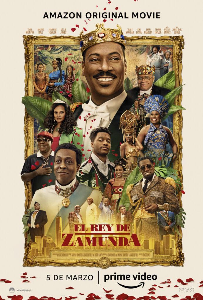 'El Rey de Zamunda': Tráiler y póster de esta esperada secuela • En tu pantalla