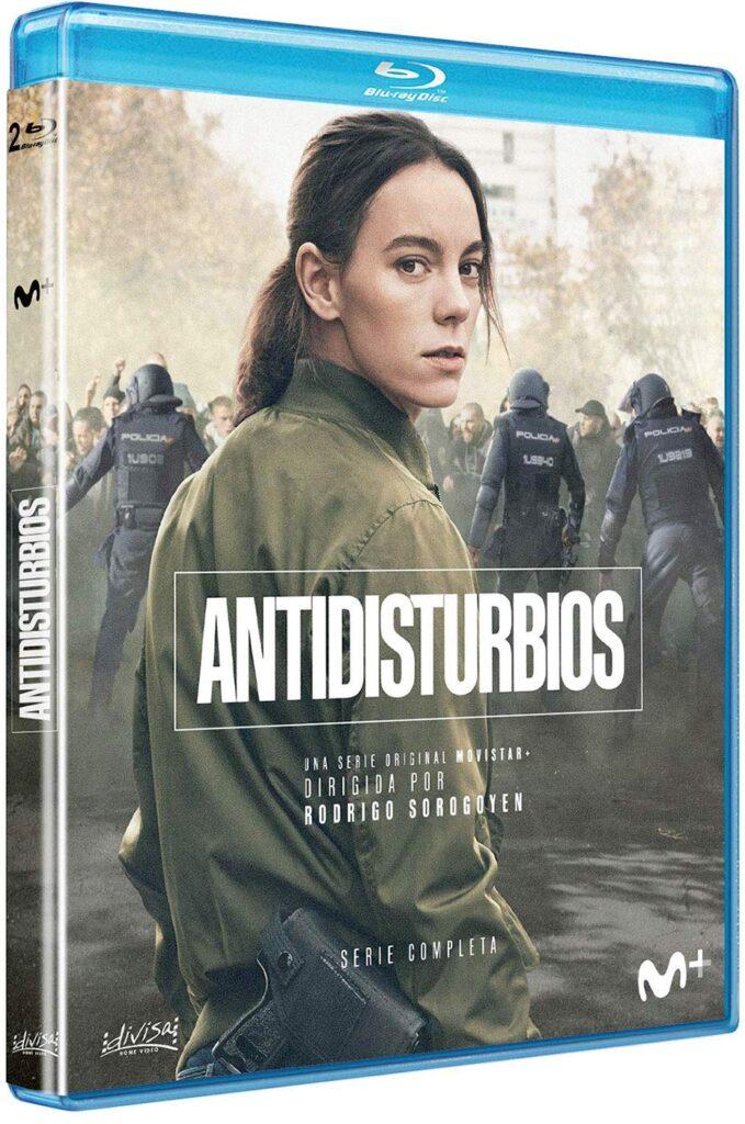 'Antidisturbios' llega en Blu-ray y Dvd el 5 de febrero • En tu pantalla