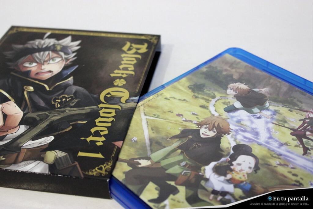 Análisis Blu-ray: 'Black Clover: Box 1', un vistazo al Blu-ray del anime • En tu pantalla