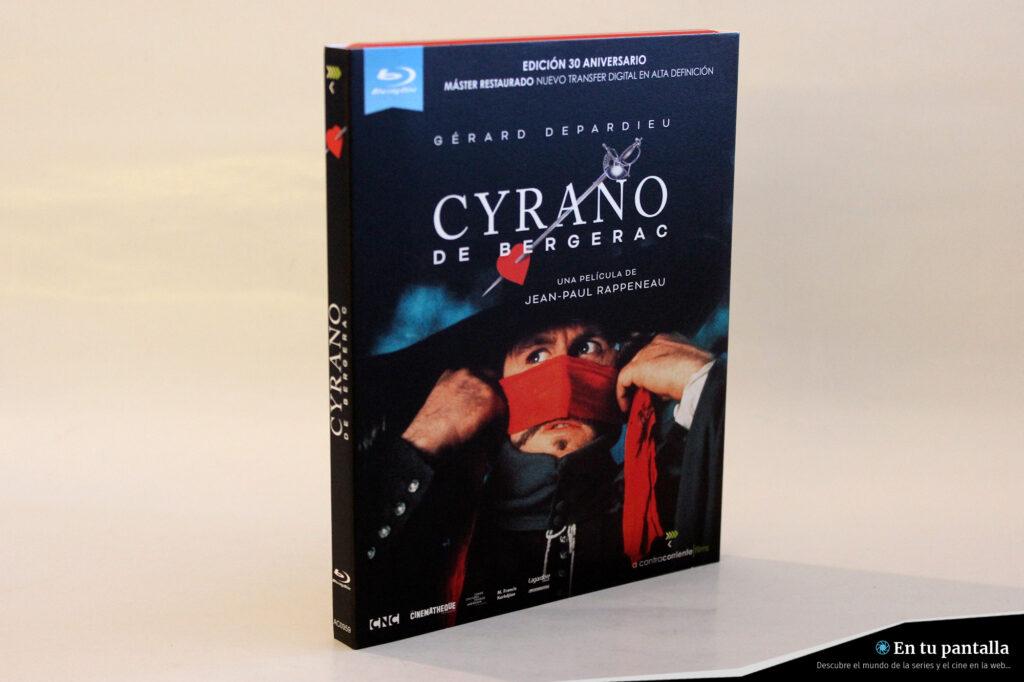 Análisis Blu-ray: 'Cyrano de Bergerac', una película de Jean-Paul Rappeneau • En tu pantalla