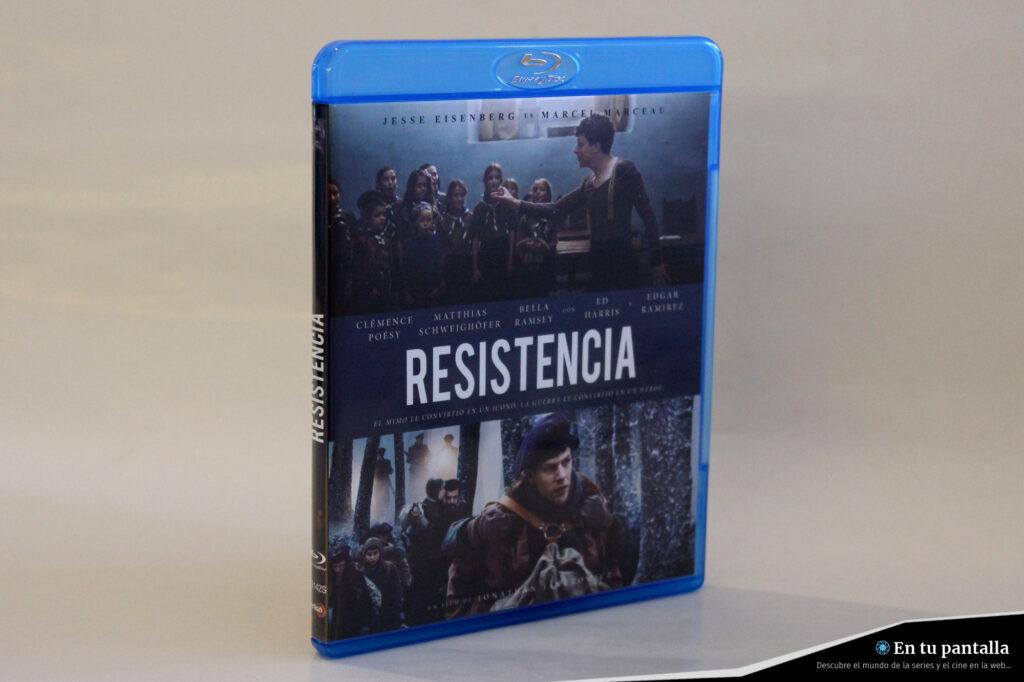 Análisis Blu-ray: 'Resistencia', protagonizada por Jesse Eisenberg • En tu pantalla
