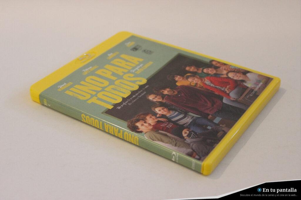 Análisis Blu-ray: 'Uno para todos', inspirada en un caso real • En tu pantalla