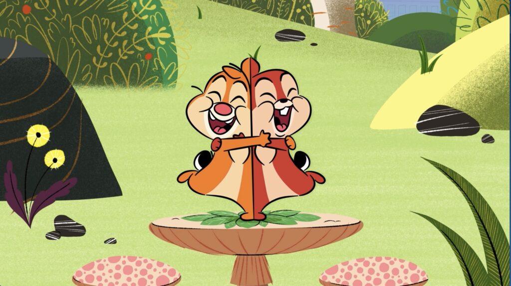 'Chip 'N' Dale: Park Life': El 23 de julio llega esta nueva serie animada a Disney+ • En tu pantalla