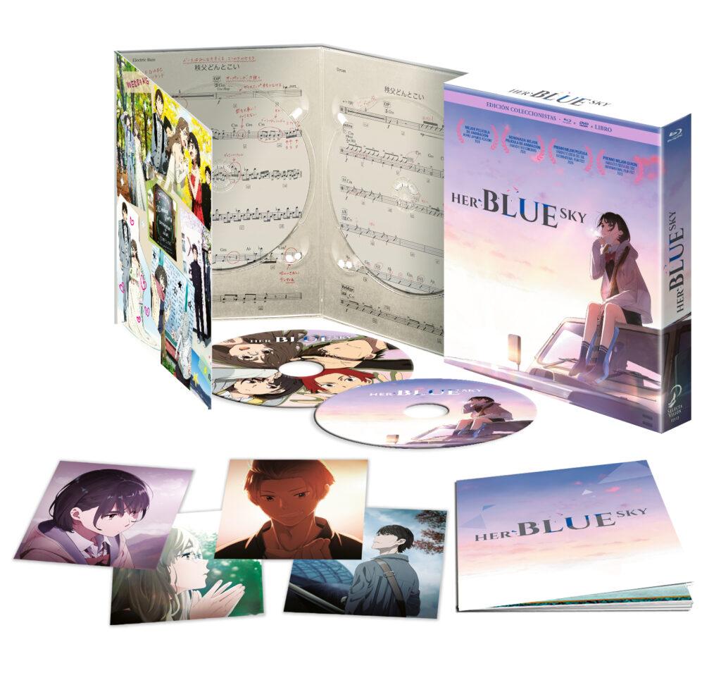 'Her Blue Sky' llegará en Blu-ray el 28 de abril de la mano de Selecta Visión • En tu pantalla