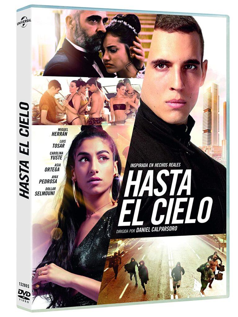 'Hasta el cielo' en Blu-ray y Dvd el 21 de abril • En tu pantalla