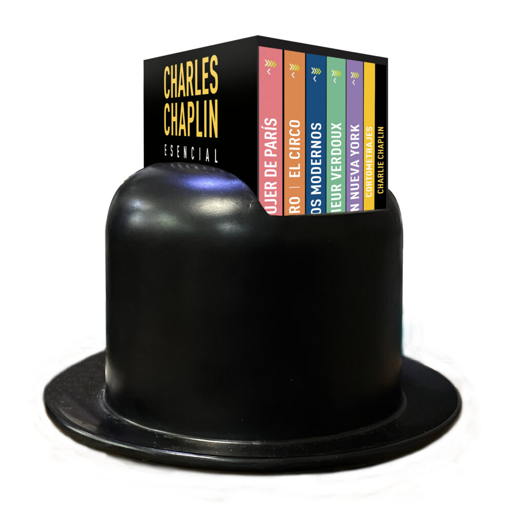 'Charles Chaplin Esencial': A Contracorriente lanzará un pack coleccionista en Blu-ray el 4 de mayo • En tu pantalla
