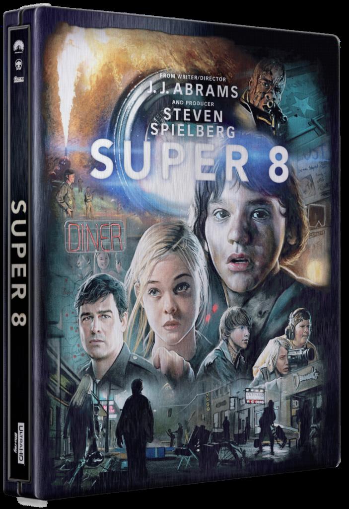 'Super 8' llegará en Steelbook 4K Ultra HD el 25 de mayo • En tu pantalla