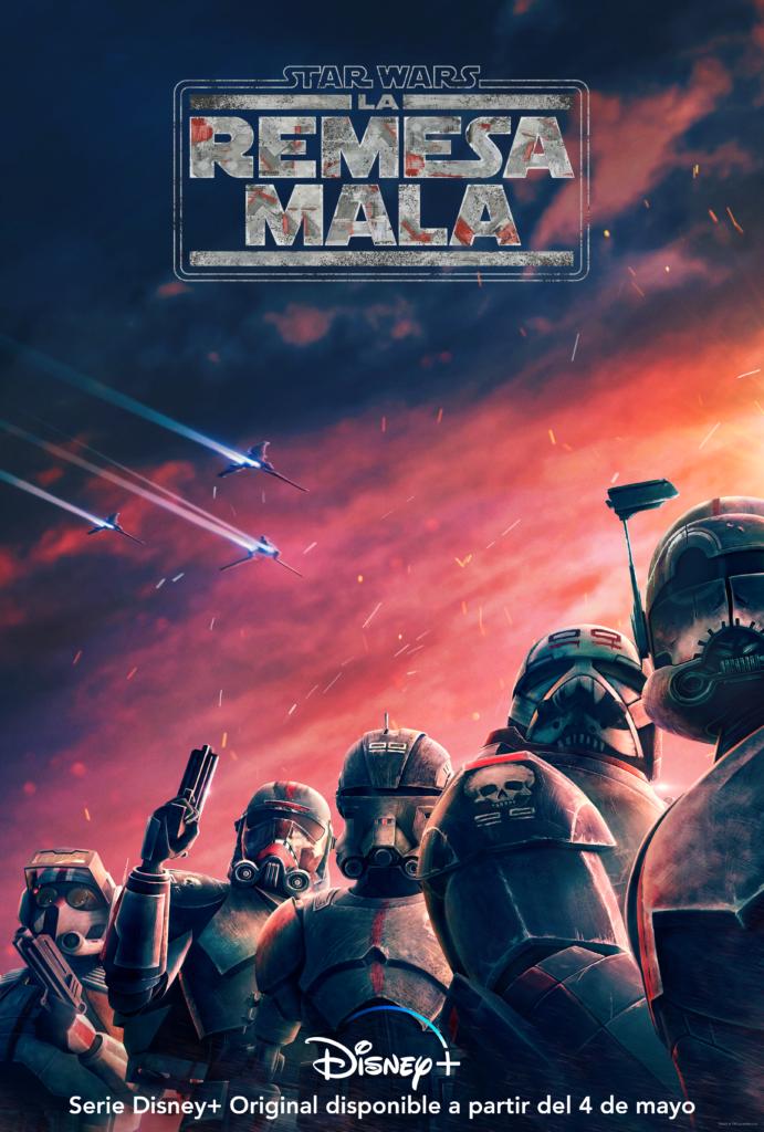 'Star Wars: La Remesa Mala': Tráiler y póster de la nueva serie de Disney+ • En tu pantalla
