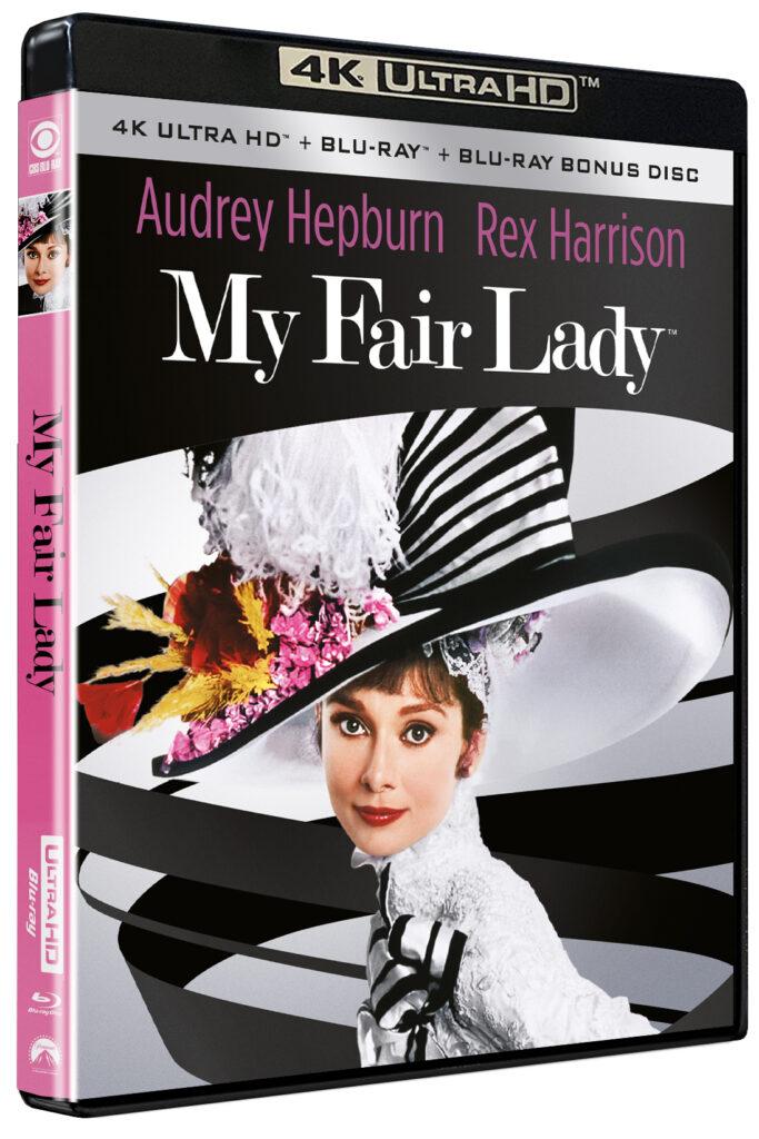 'My Fair Lady' llegará en 4K Ultra HD el 25 de mayo • En tu pantalla
