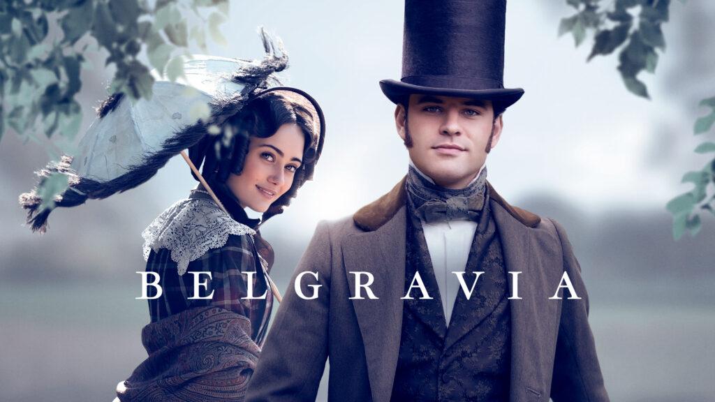 'Belgravia', la nueva serie del creador de 'Downton Abbey', llega el 7 de mayo a Movistar+ • En tu pantalla
