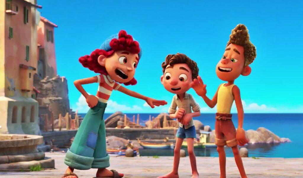 'Luca', la nueva aventura de Pixar, llegará directamente a Disney+ en junio • En tu pantalla