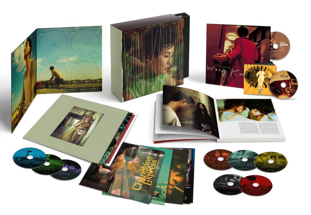 'Universo Wong Kar Wai': Avalon lanza un pack Blu-ray en su tienda online • En tu pantalla