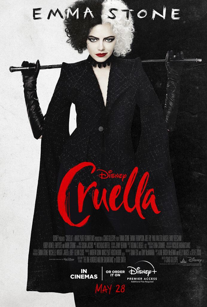 'Cruella': Nuevo tráiler de la aventura de Disney con Emma Stone • En tu pantalla