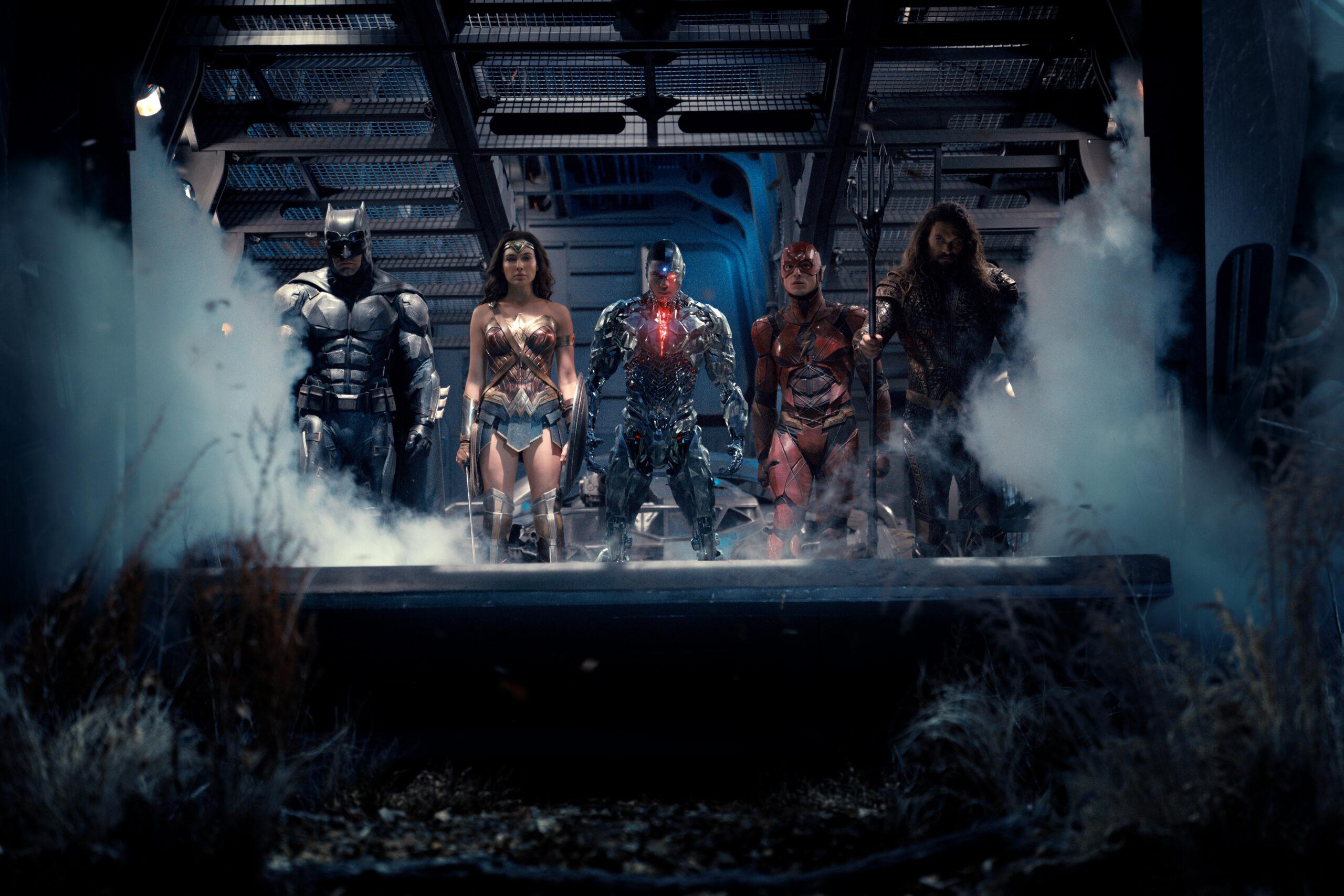 Crítica de 'La Liga de la Justicia de Zack Snyder', la aventura correcta • En tu pantalla