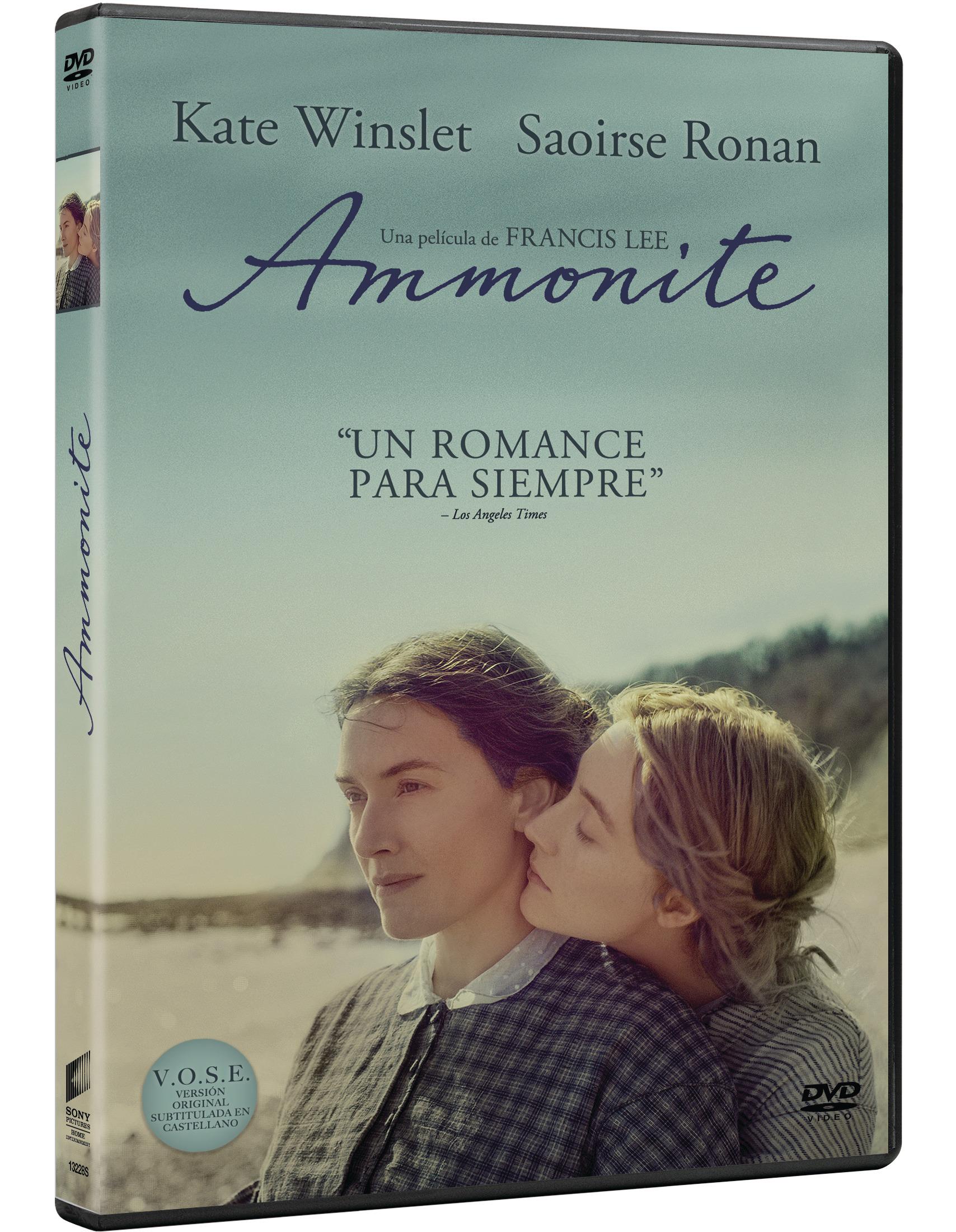 'Ammonite' llegará en Dvd el 19 de mayo • En tu pantalla