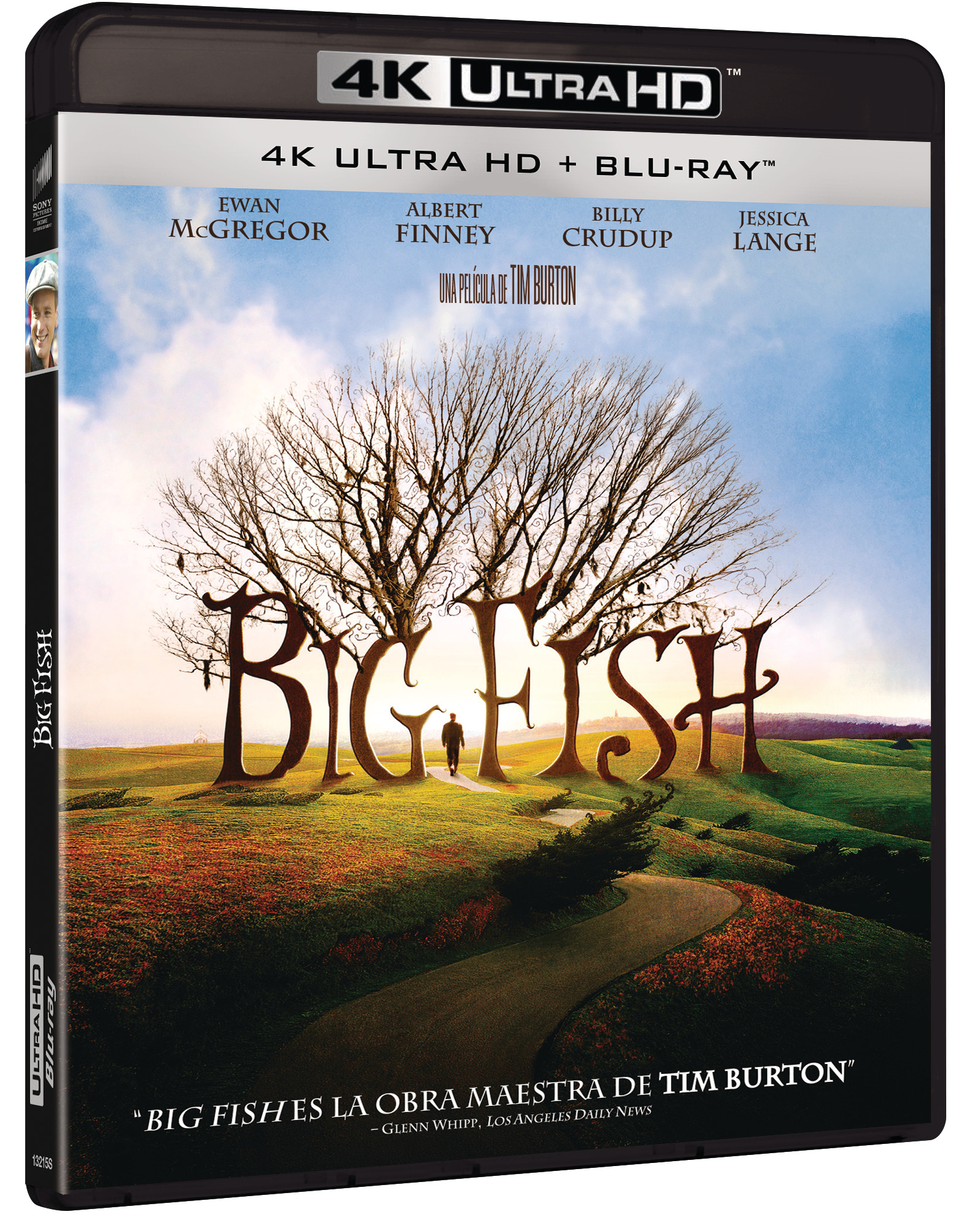 'Big Fish' llegará en 4K Ultra HD el 19 de mayo • En tu pantalla