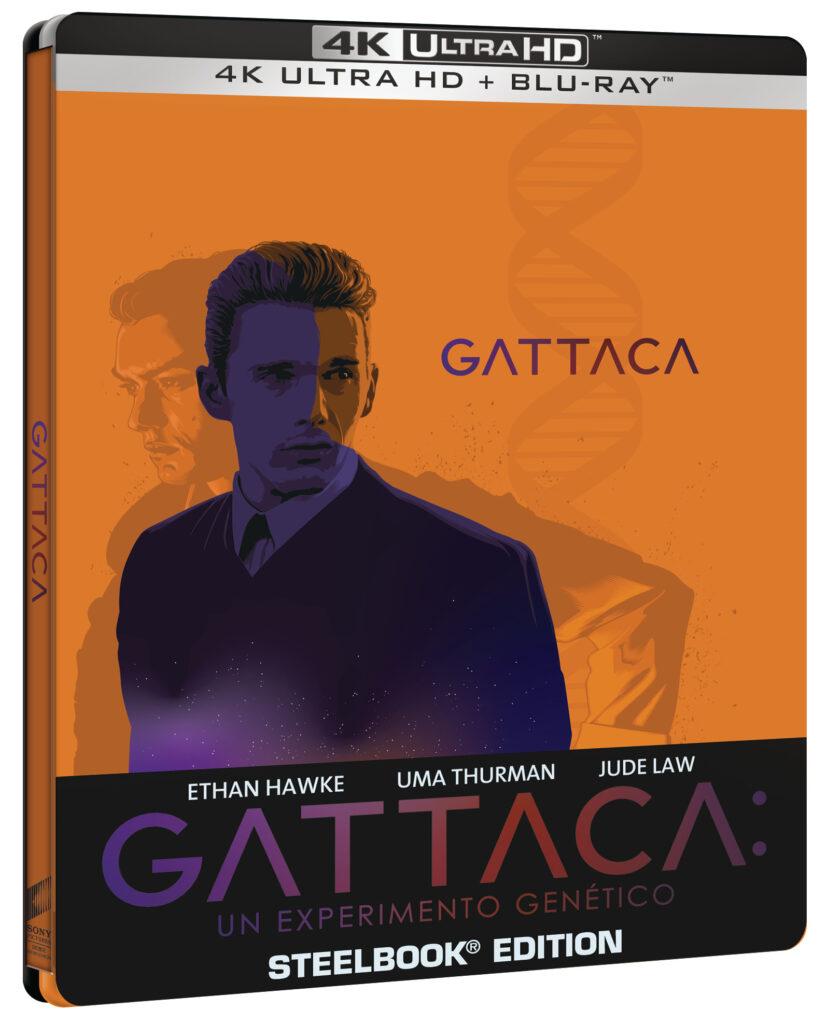 'Gattaca' llegará en Steelbook 4K Ultra HD el 21 de abril • En tu pantalla