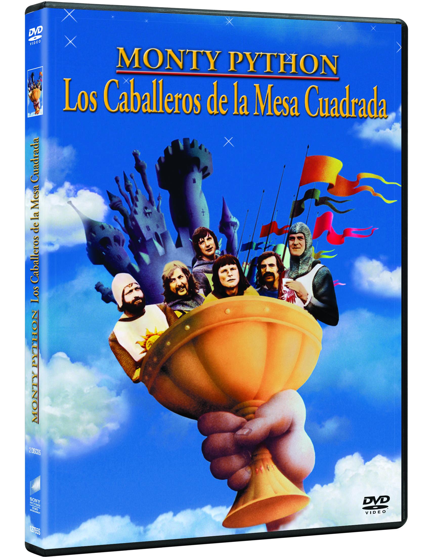 'Los caballeros de la mesa cuadrada' llegará en Blu-ray y Dvd el 19 de mayo • En tu pantalla