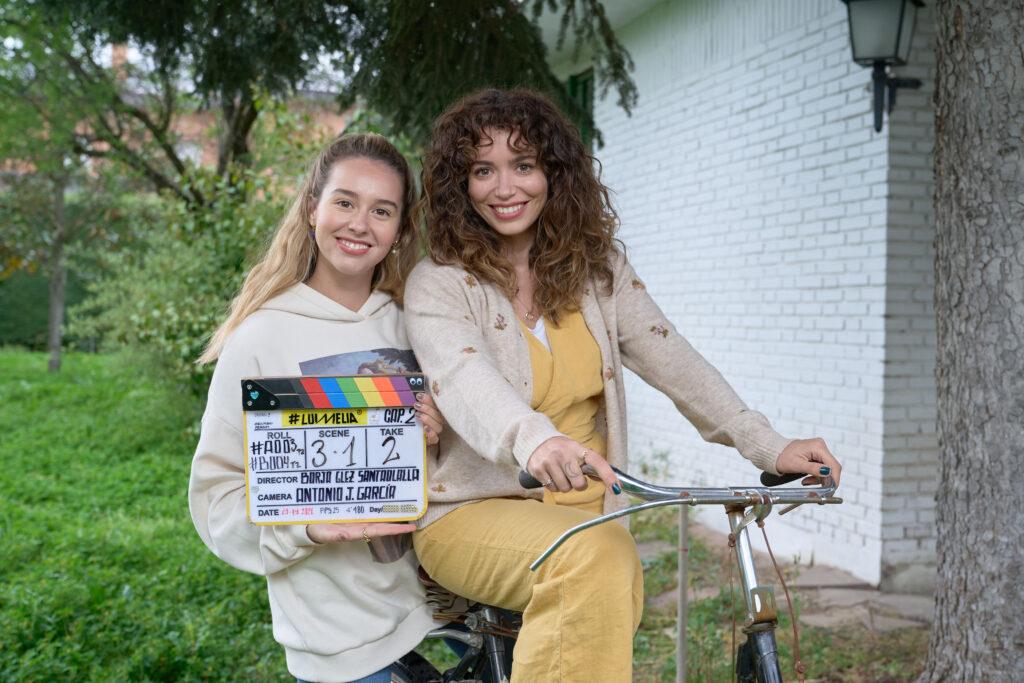 '#Luimelia': Arranca el rodaje de la 4ª temporada y nuevos fichajes • En tu pantalla
