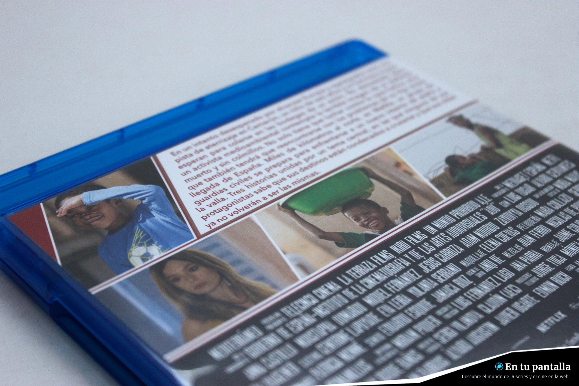 Análisis Blu-ray: 'Adú', la película protagonizada por Luis Tosar y Anna Castillo • En tu pantalla