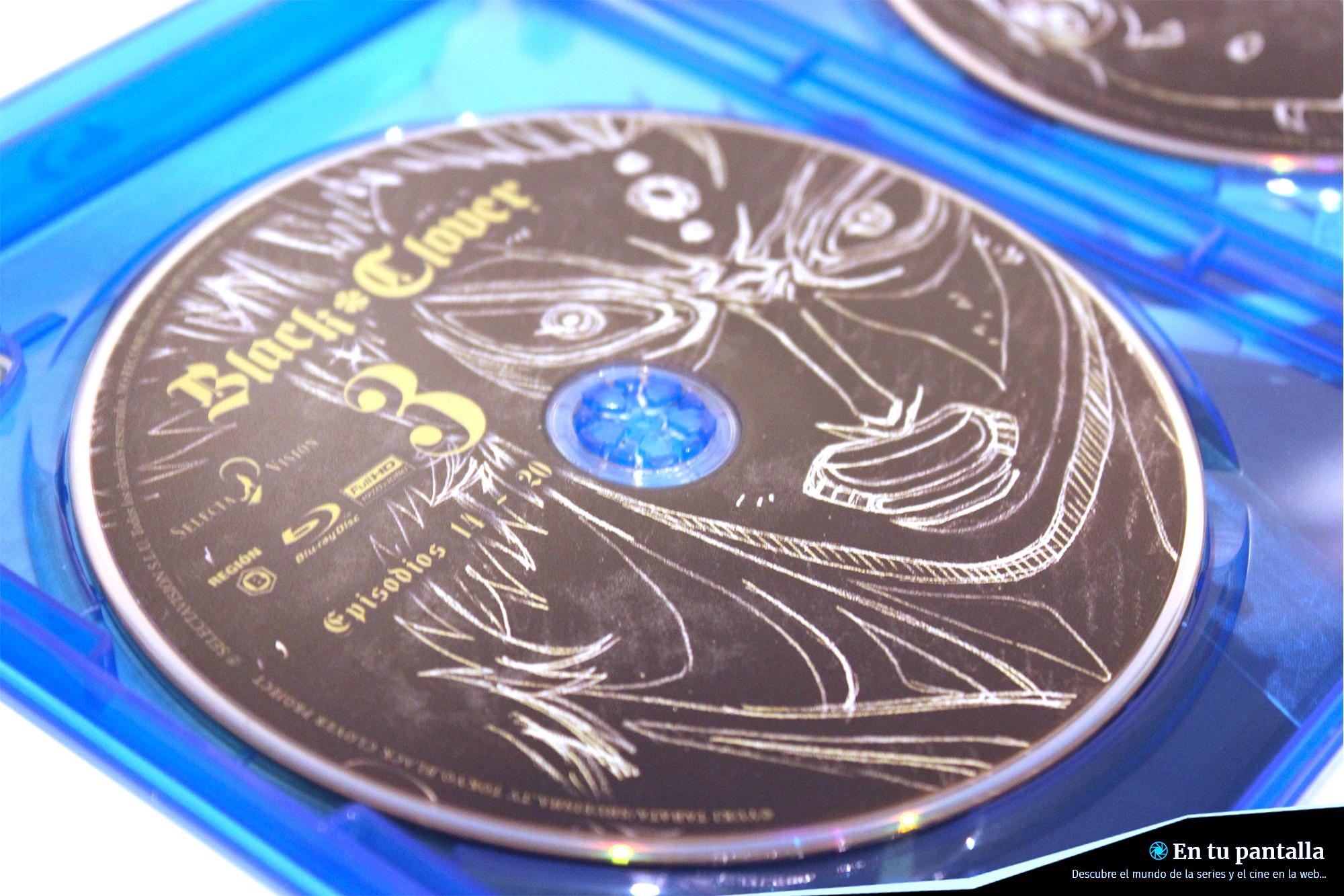 Análisis Blu-ray: 'Black Clover: Box 2', un vistazo al Blu-ray • En tu pantalla