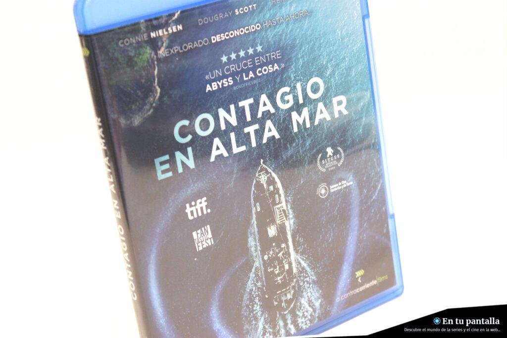 Análisis Blu-ray: 'Contagio en Alta Mar', una amenaza bajo el agua • En tu pantalla